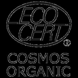 Cosmos Organic zertifiziert unser Produkt als Bio- und Naturkosmetik.