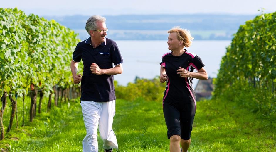Sport hilft bei Belastungsinkontinenz