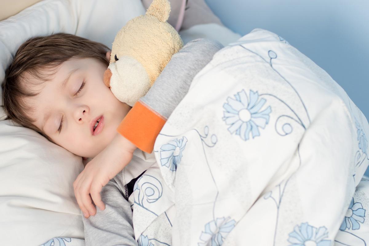 Kinder brauchen vor allem bei Blasenschwäche sicheren Schutz