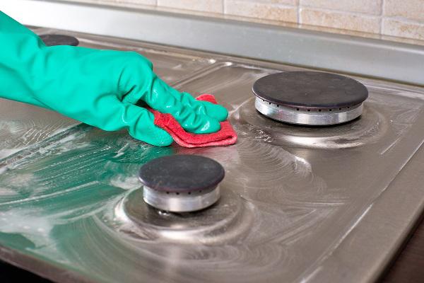 Küchenreinigung mit Abena