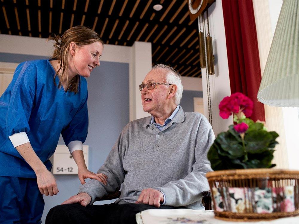 Abena Nova als digitale Kontinenzversorgung für die Arbeit mit pflegebedürftigen Menschen