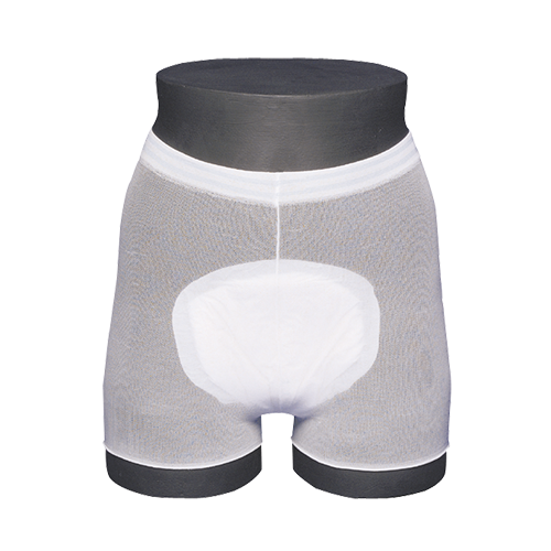 Abri Fix Cotton die Fixierhose für Inkontinenz Einlagen und Vorlagen