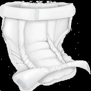 Abri Wing WIndelhöschen mit Hüftgürtelverschluss