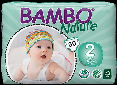 Abena Bambo Nature Babywindeln