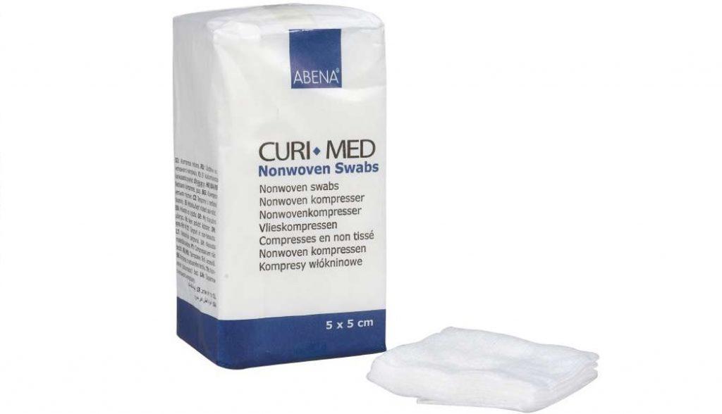 Abena Curi Med medizinisches Hilfsmittel Kompressen