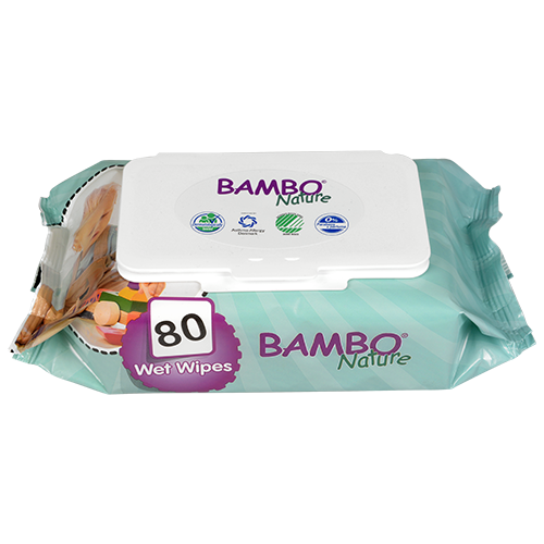 Abena Bambo Nature Feutepflegetücher