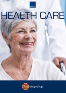 Abena Health Care Katalog für medizinisches Hilfsmittel