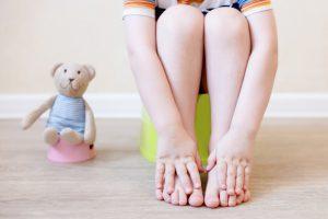 Wie lange ist Ihr Kind auf eine Windel angewiesen?